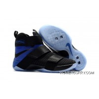 "Nike LeBron Soldier 10 SFG ""Game Royal"" Black Blue Copuon Code"