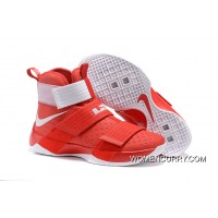 Nike LeBron Soldier 10 Ohio State Super Deals