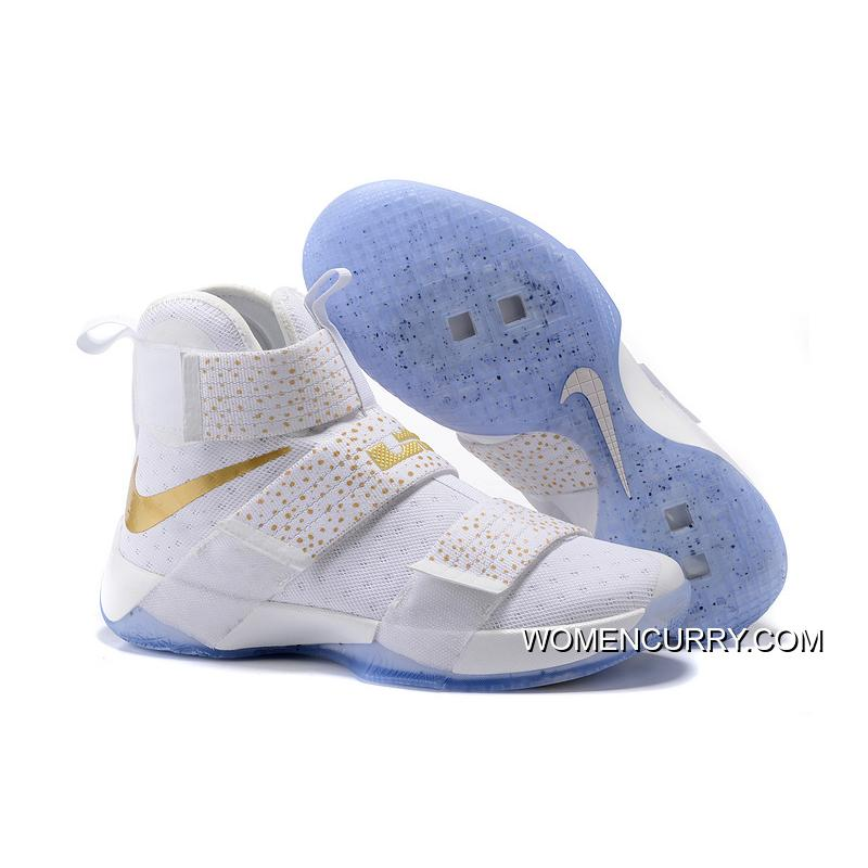 Nike Zoom LeBron Soldier 10 Gold Medal Release Discount 3129bc1ab7