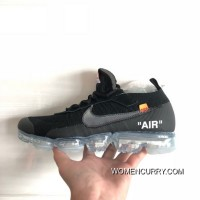 Off-White Union Nike Zoom Air 2018 Black-Faced Crystal Sole Colorways Level Authentic