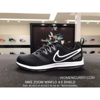 Cheap To Buy Nike Zoom Winflo 4 5 Shield 921704-013 Size 40 41 42 43 44 45 90204350Mh