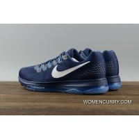 Nike Zoom All Out Low Men Shoes Blue Discount