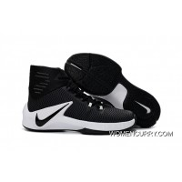 Nike Zoom Clear Out Black White Men's Shoe Release Top Deals