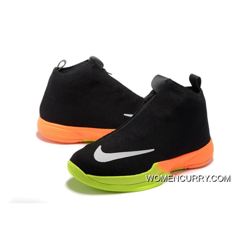 ... Nike Zoom Kobe Icon Black Orange Green Best ...