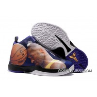 Nike Zoom Kobe Icon Easter Purple Discount