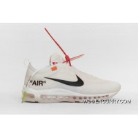 For Sale All Size Sku Air Jordan 4 585-100 Off-White X Nike Max 97 Off97 Joint Running Shoes