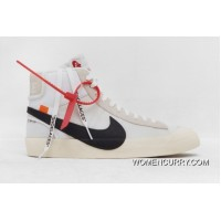 New Style All Size Sku Aa3832-100 Off-White X Nike Blazer Mid Ow 0Ff Joint Limited Sneakers