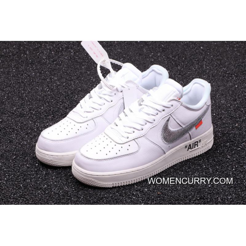 Online Men Nike Air Force 1 07 OFF-WHITE SKU 25845-234 5e26bd218adc