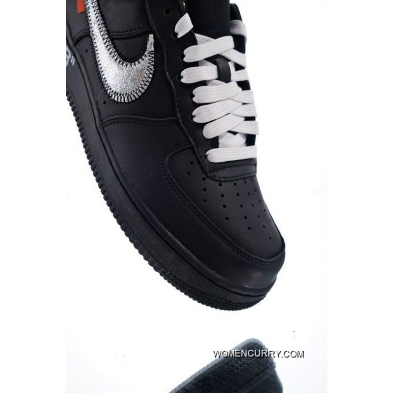 ... New Release Men OFF-WHITE X Nike Air Force 1 Basketball Shoes SKU 59330  ... 49158ccbc