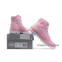 Palladium Women Shoes Pink Top Deals