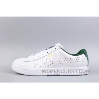 PUMA/ PUMA X COURT STAR CRFTD Green White Online