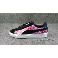 Puma Clydos E X AtmT.T.T 364304-01 Tattoo Limited Chinese Classic Inspired Best