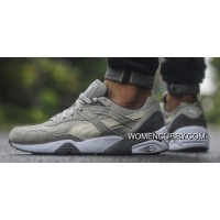 Puma R698 Remaster Grey Men Size 2016 Discount New Style