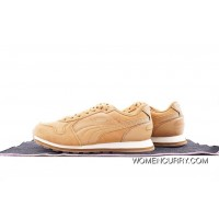 2017 PUMA ST Runner SD 359128-05 Wheat Jogging Shoes New Style