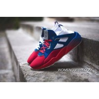Only 100 Pairs Limited Sneakerness X PUMA Blaze Of Glory Sock Paris Patriot Red Blue Women/men Lastest