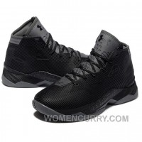 Under Armour Stephen Curry 2.5 Black Basketball Shoes New Arrival