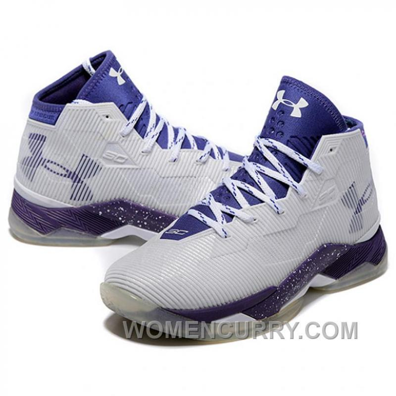 new concept e579f d64e2 Under Armour Stephen Curry 2.5 White Navy Basketball Shoes Xmas Deals