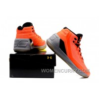 Under Armour Stephen Curry 3 Shoes Orange New Arrival