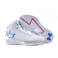 "New Arrival Under Armour UA Curry One ""Splash Party"" White Shoes For Sale"