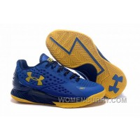 Womens Under Armour Curry One Low Warriors Discount