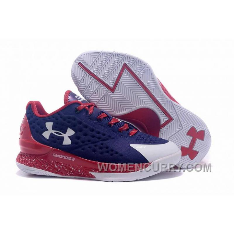 hot sale online d0d69 ed6e8 USD  69.70  86.89. Womens Under Armour Curry One Low Purple Red White For  Spring ...