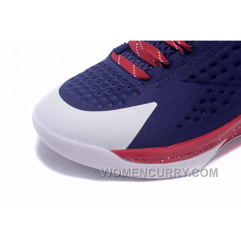 wholesale dealer a5810 d5f91 ... Womens Under Armour Curry One Low Purple Red White For Spring ...