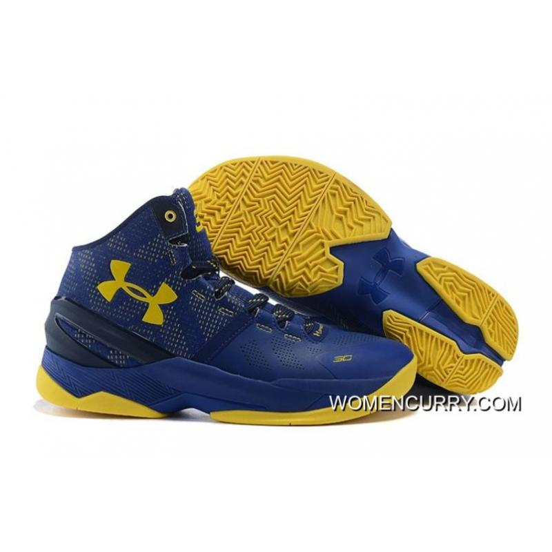 Authentic Under Armour Curry 2 Dub Nation