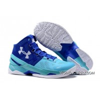 Cheap Under Armour Curry 2 Father To Son Pacific/Europa Super Deals