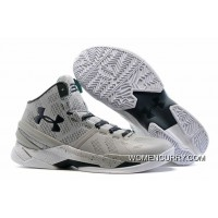 Cheap Under Armour Curry 2 Storm Aluminum/White-Stealth Grey New Style