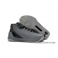 Cheap Under Armour Curry 3 Grey White Free Shipping