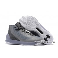 """Grey Matter"" Under Armour Curry 3 Steel/Aluminum-Black Copuon Code"