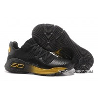 """Under Armour Curry 4 Low """"Black Gold""""Men Sneakers Copuon Code"""