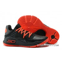 Latest Under Armour Curry 4 Low Black Red Fast Shipping Cheap To Buy
