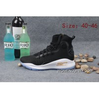 New Release Hypoallergenic UA Hypoallergenic Curry 4 Woven High Also Shoes Practical Good Shoes Black WHite 77