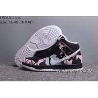 cc07caae9a3ca Super Deals Women Nike Dunk SB High Sneakers SKU 47198-214