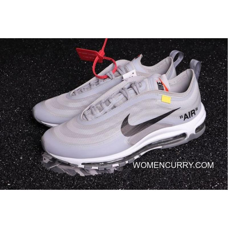 2d287153be28 Tax Free Women OFF-WHITE X Nike Air Max 97 Sneaker SKU 172092-381 ...