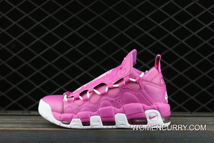 22fa507f133 Women/Men Nike Air More Money Qs X Sneaker Room Tink Pink Rare Big Deals,  Price: $104.75 - Women Stephen Curry Shoes Online