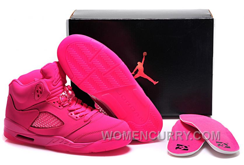 curry 5 women pink