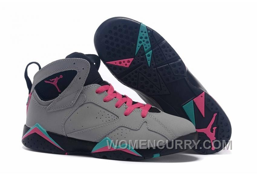 "Girls Air Jordan 7 ""Miami Vice"" For Sale Cheap To Buy"