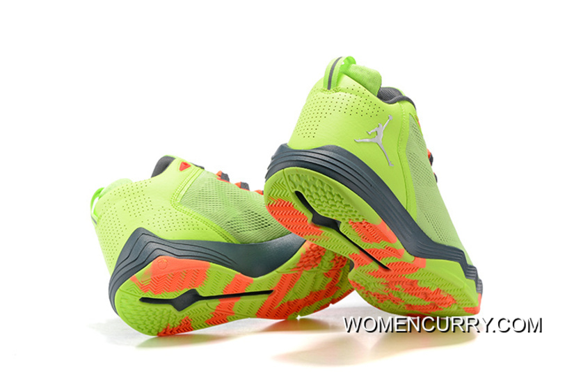 separation shoes 463d0 63d83 New Air Jordan CP3.IX AE Ghost Green For Sale