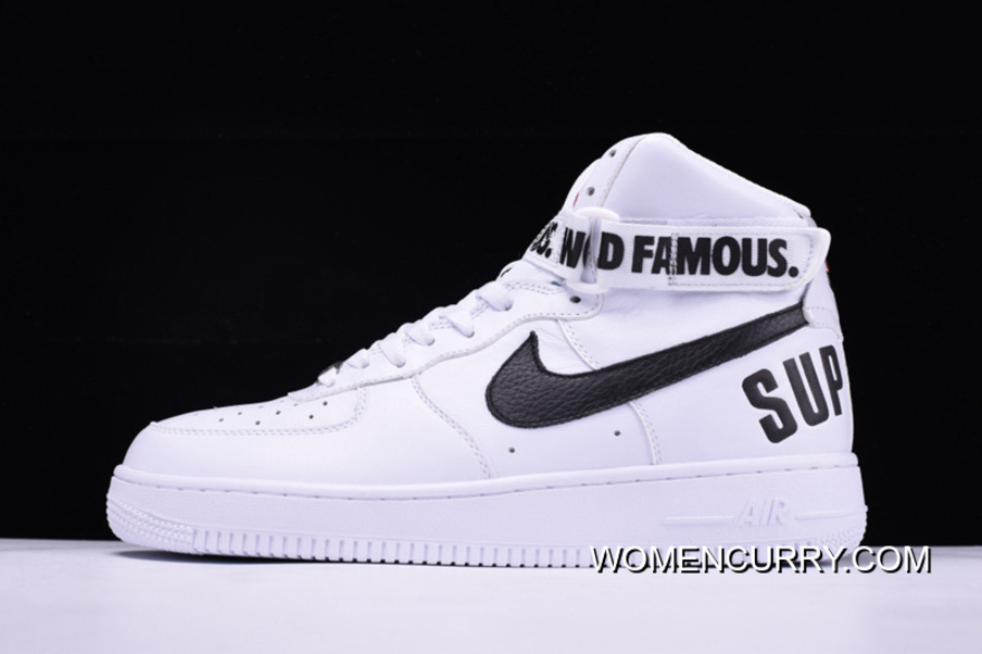 To White Black Sp Forceful 698696 100 Best High X One Sneakers Be 1 Air All Hyx63508 Match Nike Sup Classic Force lJTFcK1