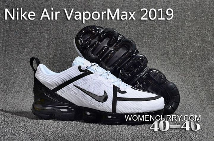 Latest Men Nike Air VaporMax 2019 Running Shoes KPU SKU 48185-506 ... 446e0e52e731