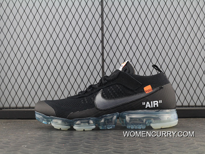 c3c68910cc PK Version Virgil Abloh Designers OFF-WHITE Nike Air X 2.0 Generation Steam  VaporMax Zoom