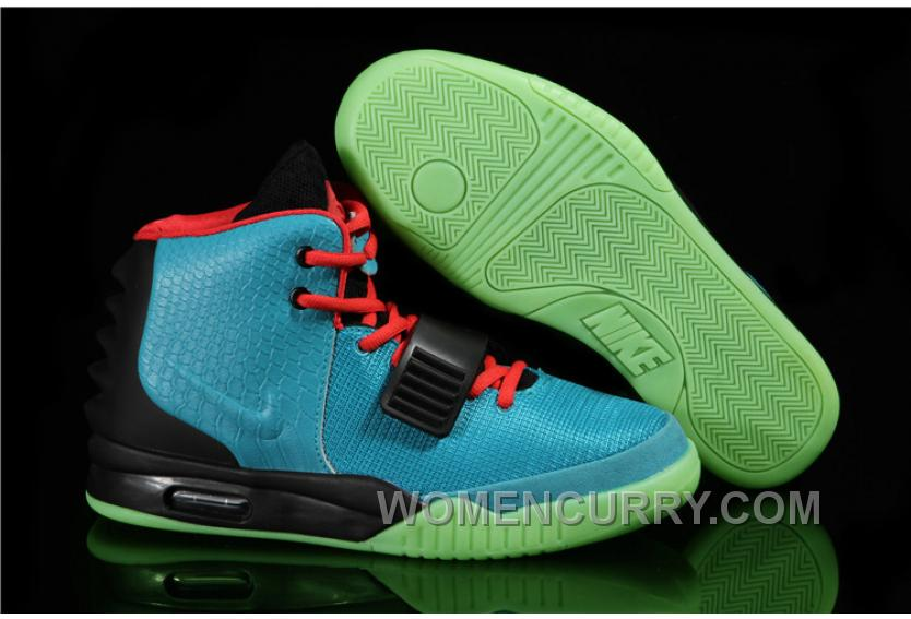 buy online d5295 960f9 ... low price nike air yeezy 2 south beach glow in the dark sole for sale  mytnnaz
