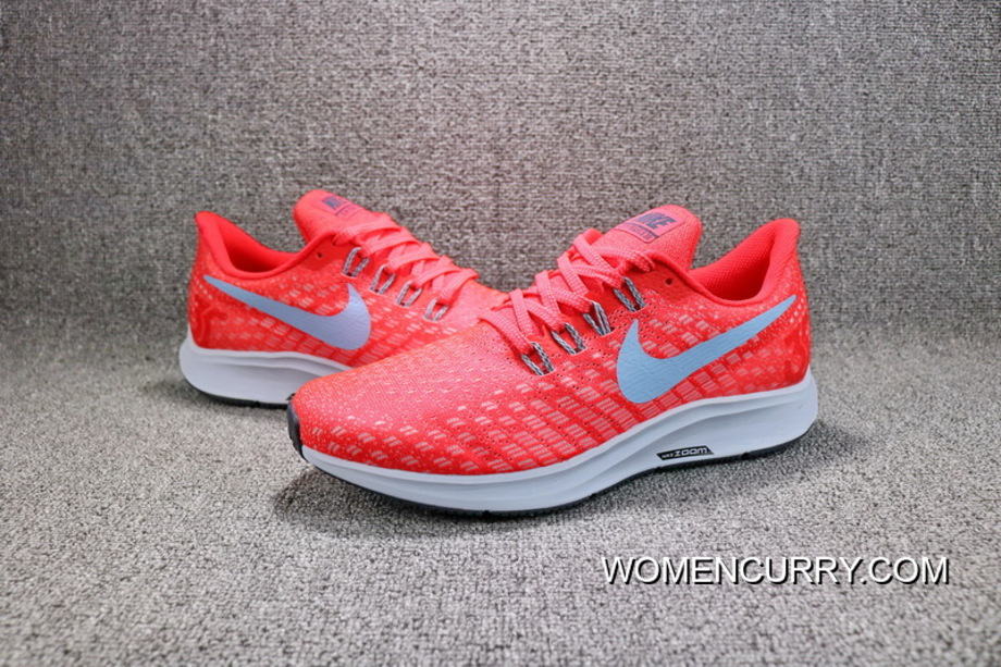 ec546776b7e Nike AIR ZOOM PEGASUS 35 Mesh Breathable Running Shoes 942851-600 Women  Shoes And Men