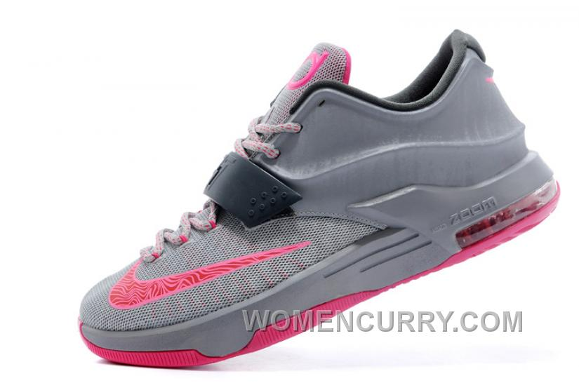 "buy popular 24669 21b5d Nike Kevin Durant KD 7 VII ""Calm Before The Storm"" Mens Basketball Shoes  Christmas"