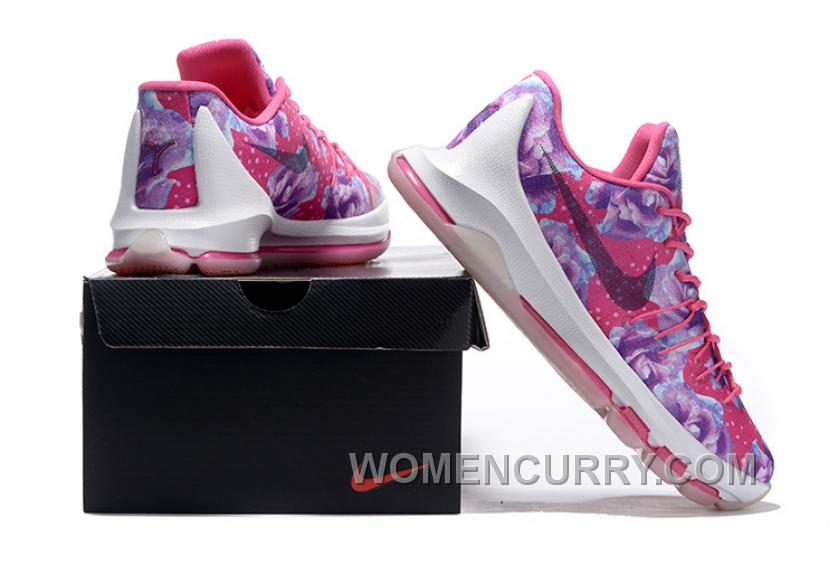 """half off b7e22 c35ce KD 8 """"Aunt Pearl"""" Mens Basketball Shoes Free Shipping MMf8zR"""