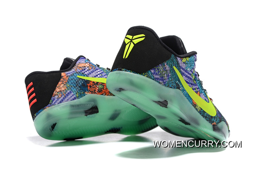 new colorful nike shoes