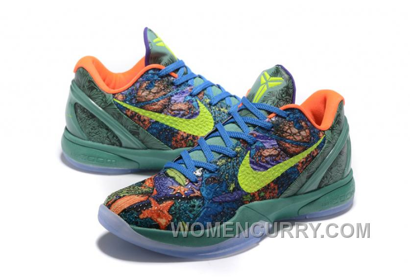 """bb85d928fb22 Nike Zoom Kobe 6 Prelude """"All Star MVP"""" Basketball Shoes For Sale CPtKmaz"""