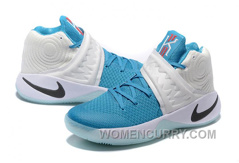 """another chance 7b336 974a3 Nike Kyrie 2 """"Xmas"""" Mens Basketball Shoes Christmas Deals PWQSf4"""